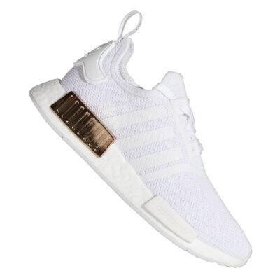 Adidas Originals NMD R1 W weiß/gold 42