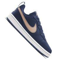 Nike Court Borough Low 2 (GS) navy/metallic