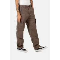 REELL Cargohose Flex Cargo LC Grey Brown