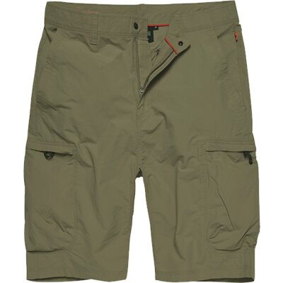 Vintage Industries Lodge Technical Shorts taupe 36