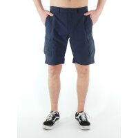 Vintage Industries Lodge Technical Shorts navy
