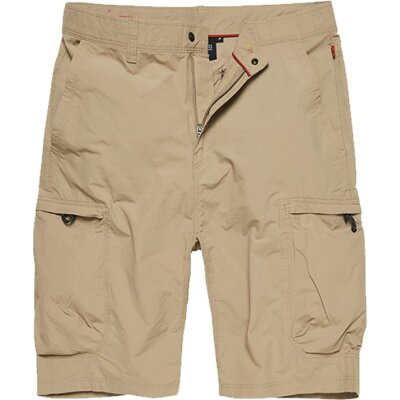 Vintage Industries Lodge Technical Shorts beige