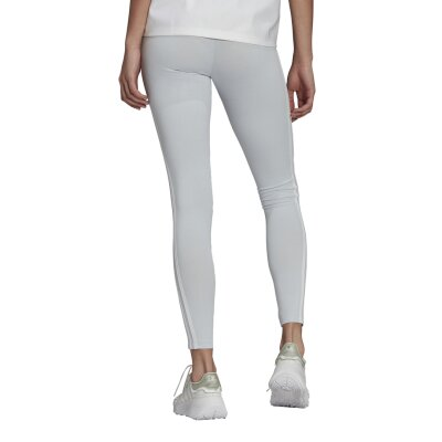 Adidas Originals Leggings 3-Stripes hellblau/weiß 38