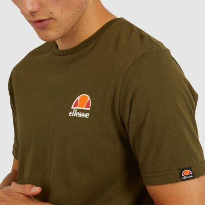 Ellesse T-Shirt Canaletto Tee khaki oliv