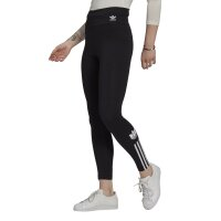 Adidas Originals Leggings 3-Stripes High Waist Tight schwarz