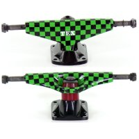 TEX Skateboardachse 5.0 light green/check